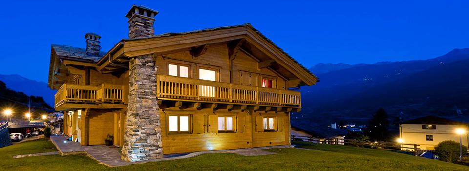 Edil service wood progettazione strutture in legno for Strutture case moderne