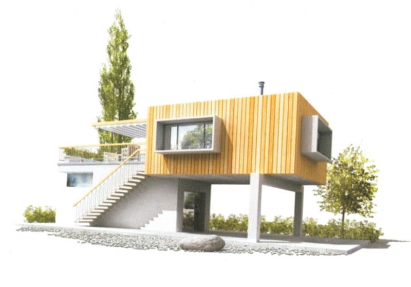 Case legno vantaggi del legno nell 39 edilizia - Casa in legno antisismica prezzo ...