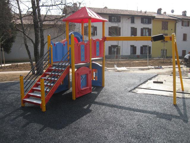 Realizzazione casa in legno cantiere Foppolo