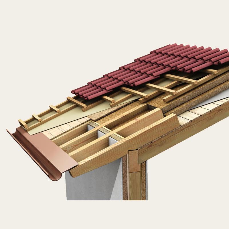Coperture in legno edilizia pareti legno solai coperture case strutture ecologiche - Tavole di legno per edilizia ...